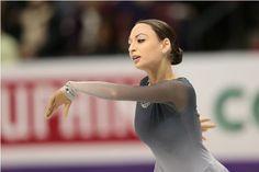 Elene Gedevanishvili(Georgia) : World Figure Skating Championships 2013 in London(CANADA)