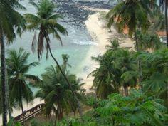 São Tomé e Principe, Africa