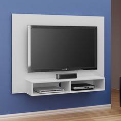 Painel para TV até 47 Flash II com Suporte Ártico - Classic Home 93,00