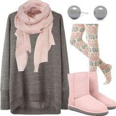 Super cute comfy outfit!