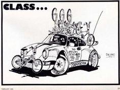 Illustration by Bob Haro