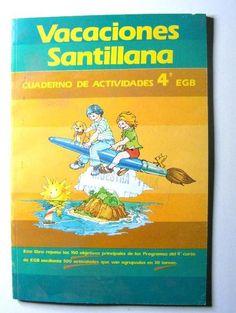 Puñeteras vacaciones Santillana. y no nos faltaban ni un año. encima quién yo me sé trabajaba en Santillana y le salían gratis. qué chollo!