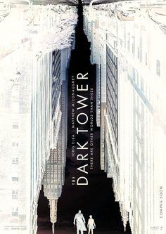 The Dark Tower movie poster.