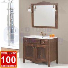 40 mejores imágenes de Muebles y Auxiliares de baño | Bathroom ...