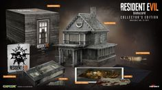 GameStops Resident Evil 7 Collectors Edition comes with replica music box   Capcom is looking to take the Resident Evil franchise back to its horror roots in RE7. From the demo released back at E3 earlier this year the game looks pretty promising especially when it comes to utilizing the PSVR.  With the game set to release on January 24 2017 GameStop has revealed that it will be releasing an exclusive Resident Evil 7 Collectors Edition which will retail for $179.99 and is filled with some…