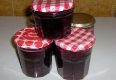 Confiture de Noel au thermomix -