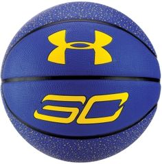 Under Armour Stephen Curry Official Basketball (29.5) | DICK'S Sporting Goods