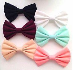 Bows bows bows ♡
