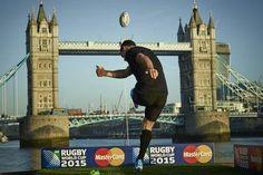 Se ponen a la venta 100.000 entradas para la Copa del Mundo de Rugby