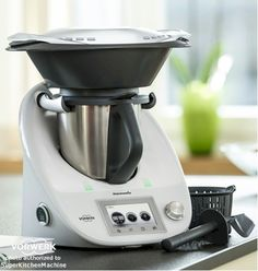 "Tweet Today Vorwerk stunned cooks around the world with the surprise launch of a new Thermomix -- the first new model since 2007. With revolutionary on-board recipe chip technology, this TM5 could be Europe's gift to the culinary world. Just check out the... Tweet pssst . . . MasterChef, USA, and Thermo...L.A. Times says Thermomix is #1Celebrity ""Top Chef"" using The...Part 2: Let's talk Thermomix with Tenina..."