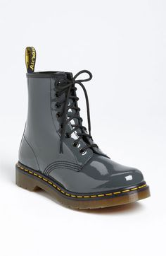 Dr. Martens '1460 W' Boot available at #Nordstrom. Wear with tights and a girls dress.. So cute.