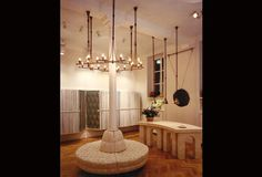 Showroom | Interior | Project by Studio Ansbacher Manzoni
