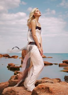 One with the still wonders of the sea - Fashionising.com