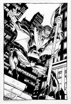 Morbius by John Byrne