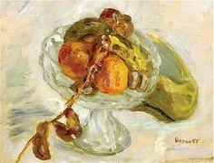 Pierre Bonnard, Still Life with Dates