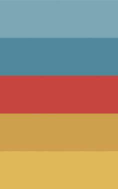 Nursery colors - Life Aquatic