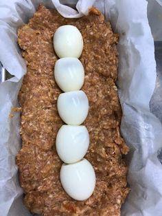 Eszter mentes konyhája: Stefánia vagdalt Eggs, Breakfast, Food, Morning Coffee, Essen, Egg, Meals, Yemek, Egg As Food