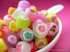 Oh, the memories of eating these candies...