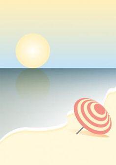 On the beach af MyRo Graphics