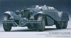 6x6 Truck, Trucks, Schmidt, Top Luxury Cars, Unique Cars, Modified Cars, Luftwaffe, Dieselpunk, Amazing Cars