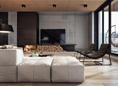 Modern Home Interior Design Arranged With Luxury Decor Ideas Looks