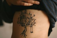 If I were ever to get a tattoo... which I can say with all certainty I will not... this would be an option worth considering.