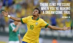 Neymar Jr Quotes, Sayings & Images Motivational Inspirational Lines, Neymar Jr quotes on life love education success leadership football training goals uefa Motivational Soccer Quotes, Football Quotes, Football Soccer, Soccer Sayings, Football Motivation, Neymar Jr, Neymar Quotes, Fifa, Superstar