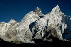 Great Everest and Nuptse Nepal
