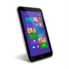 "Toshiba 8"" Tablet 32gb windows 8.1 - Rent to Own Tablets - Premier Rental-Purchase located in Dayton, OH. (937)278-2000"