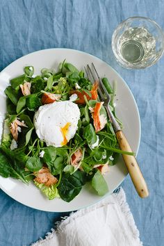 Salmon Salad / sarka b, via Flickr
