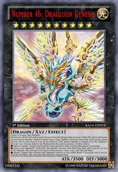 Number 46: Dragluon Genesis by Kai1411.deviantart.com on @DeviantArt