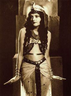 "Zita Johann, 1932 (1904-1993). Born in Germany, best known for her role as Princess Ankhesenamón in ""The Mummy"" (1932), co-starring Boris Karloff."