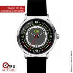 Mostrar detalhes para Relógio de pulso OTR WAR 02