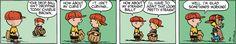 Peanuts Begins by Charles Schulz for Jul 3, 2017 | Read Comic Strips at GoComics.com