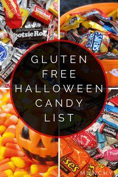 Gluten Free Hallowee