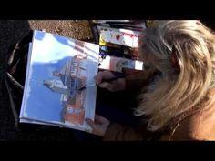 10 Minute Watercolours with Hazel Soan - Programme Two - Part One