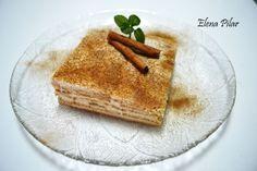 Tarta de galletas de canela y queso (Thermomix)