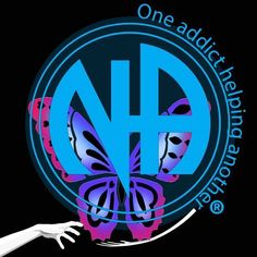 Narcotics anonymous blue