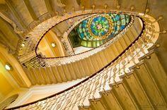 Staircase XXVI by Reiko Seefeldt on 500px