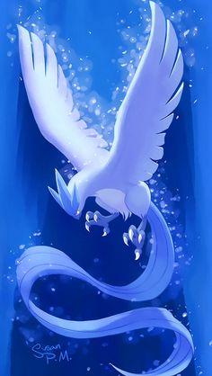 Articuno legendary bird
