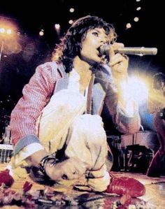 Mick Jagger❤ Everything about him makes me want to cry.