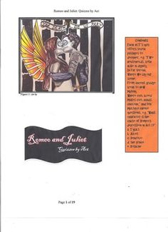 Quizzes by ACT for the play, Romeo and Juliet.  Includes passage translations, story comprehension and knowledge of literary devices: soliloquy, oxymoron, foreshadowing, double entendre, pun, dramatic irony, and mythological allusion. For each ACT, there are seven passages for translation and ten multiple choice questions.