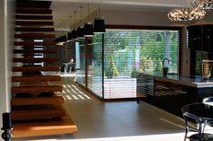 Dom w Gorzowie: styl , w kategorii Kuchnia zaprojektowany przez STRUKTURA Łukasz Lewandowski