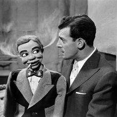 Jerry Mahoney & Paul Winchell