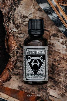 Grimfrost Beard Oil Resin & Hops