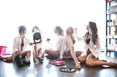 Bachelorette Boudoir Photos! Love this idea