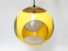 Vintage Ceiling Lights – Vintage Luigi Colani lamp – a unique product by Ella-Osix on DaWanda