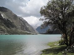 A Car Ride from Huaraz, Peru #Huaraz #Peru #Photography #Travel #Mountain #Lake #Beauty