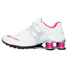 Women's Nike Shox Current Running Shoes   Finish Line