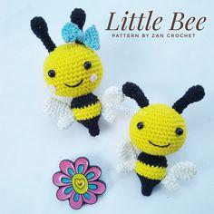 Ravelry: Little Bee pattern by zan Merry